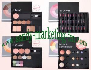 Kit-maquillage