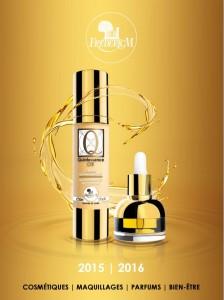 Catalogue cosmétiques beauté Frédéric M