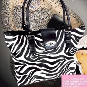 Sac-zebre