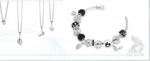créer ses bijoux -perles d'argent