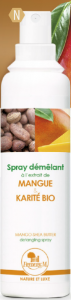 Spray démêlant